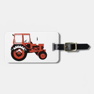 Tractor MTZ Tag For Bags