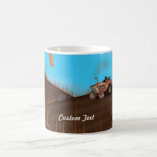 Tractor on the Farm Coffee Mug