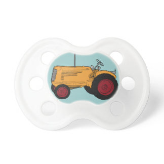 Tractor Pacifier