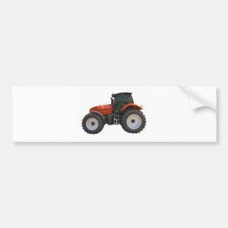 tractor pegatina para auto