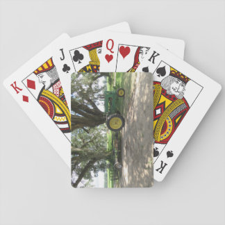 Tractor Playing Cards