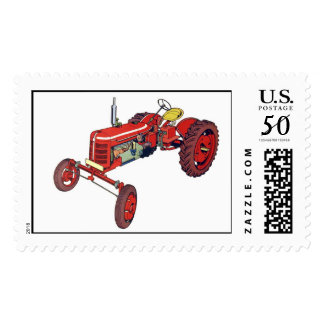 tractor postage