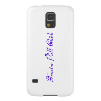 Tractor Pull Chick Galaxy S5 Case