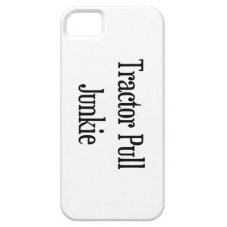 Tractor Pull Junkie iPhone SE/5/5s Case