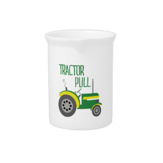 Tractor Pull Pitcher