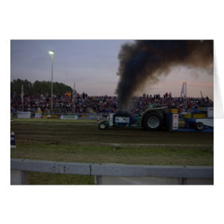 Tractor Pulling #4 Cards