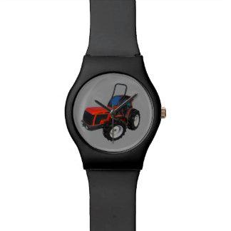 tractor reloj de mano