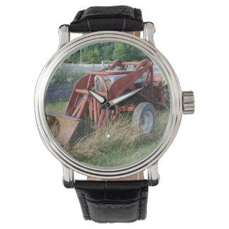 tractor relojes de pulsera