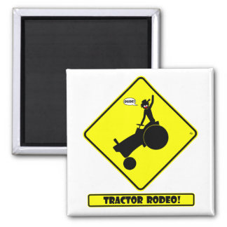 TRACTOR RODEO 1y Magnet