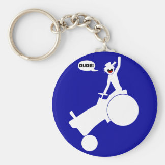 TRACTOR RODEO c1 Keychain