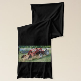 tractor scarf