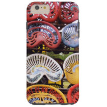 Tractor Seats at Tractor Show Tough iPhone 6 Plus Case