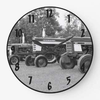 Tractor Show 2016 Large Clock