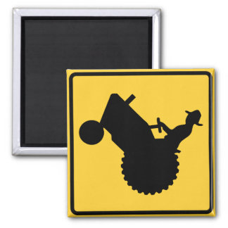 Tractor Sign Magnet