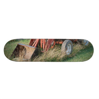tractor skateboard