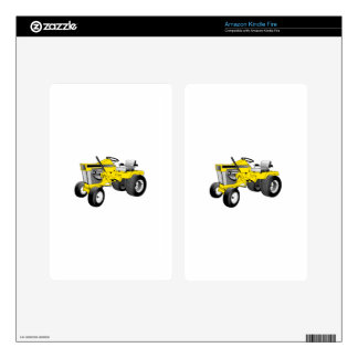 Tractor Skins For Kindle Fire