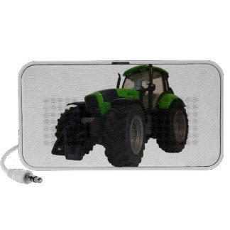 Tractor speaker