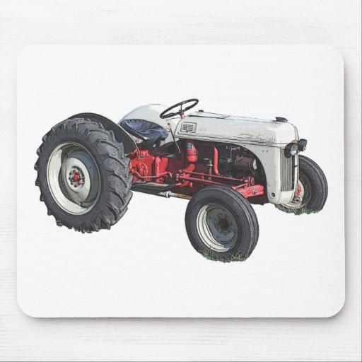 tractor tapetes de raton