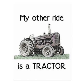 Tractor Postal