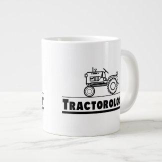 Tractor Taza De Café Gigante