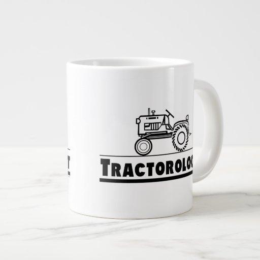 Tractor Tazas Jumbo