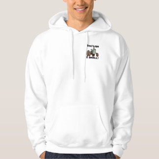 Tractor - That's how I roll Hoodie