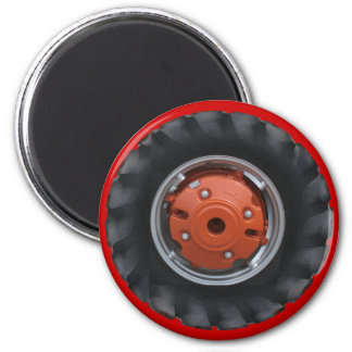 Tractor Tire Magnet