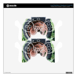 Tractor Tire PS3 Controller Skin