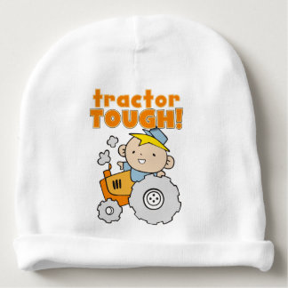 Tractor Tough Baby Beanie