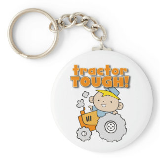 Tractor Tough Keychain