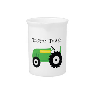 Tractor Tough Drink Pitchers