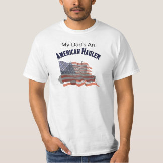 Tractor Trailer Driver T-Shirt