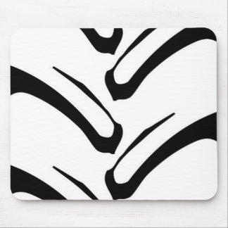 Tractor Tread Pattern Mouse Pad