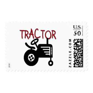 TRACTOR TShirts and Gifts Postage