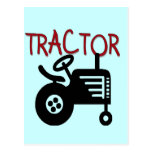 TRACTOR TShirts and Gifts Postcard