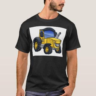Tractor Vehicle Cartoon T-Shirt