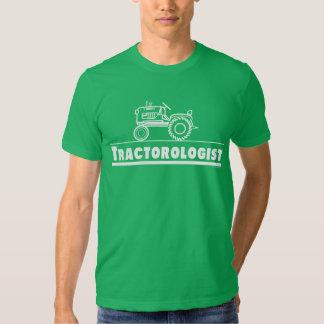 Tractor verde Ologist Remeras