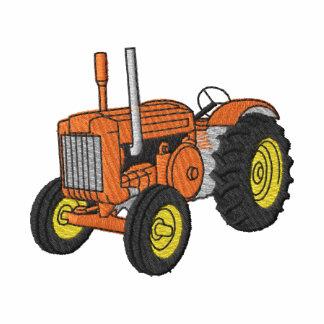 Tractor viejo chaqueta