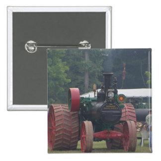 Tractor viejo pin cuadrada 5 cm