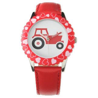 Tractor Wrist Watch