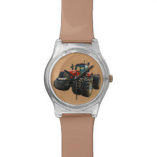 tractor wristwatch