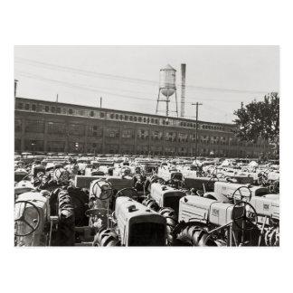 Tractores de Minneapolis-Moline: 1939 Postales