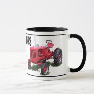 Tractores del líder