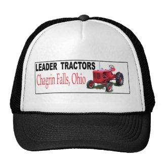 Tractores del líder gorro