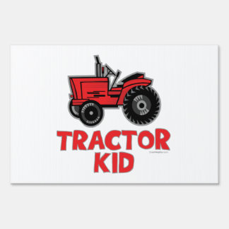 tractorkid_red sign