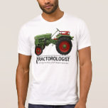 Tractorologist Camiseta