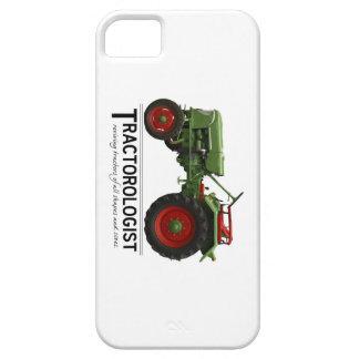 Tractorologist iPhone SE/5/5s Case