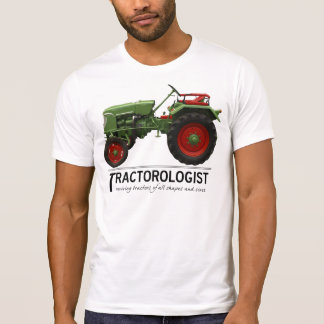 Tractorologist Playera