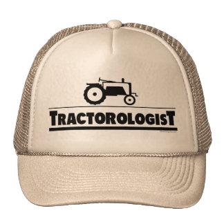 Tractorologist - tractor gorros bordados