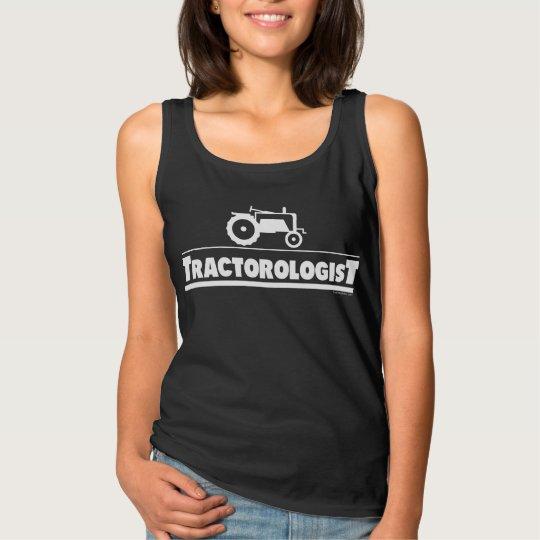 Tractorologist - Tractor Tank Top